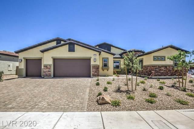 7012 Arabian Ridge Street, Las Vegas, NV 89131 (MLS #2256019) :: The Lindstrom Group