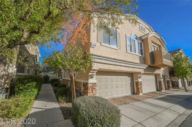 7120 Cabin Fever Street #103, Las Vegas, NV 89149 (MLS #2256041) :: Team Michele Dugan