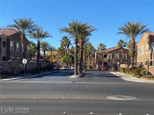 10245 Maryland Parkway #216, Las Vegas, NV 89183 (MLS #2256042) :: The Shear Team