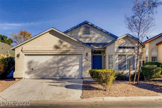 1204 Meridian Bay Drive, Las Vegas, NV 89128 (MLS #2256061) :: Hebert Group | Realty One Group