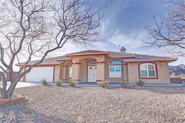 6500 Glencove Avenue, Pahrump, NV 89060 (MLS #2256079) :: The Shear Team