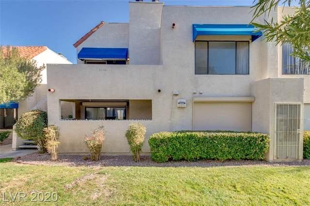 4240 Gannet Circle #218, Las Vegas, NV 89103 (MLS #2256092) :: The Mark Wiley Group | Keller Williams Realty SW