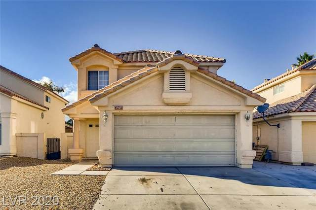 1509 Bellglen Drive, Las Vegas, NV 89128 (MLS #2256145) :: Kypreos Team