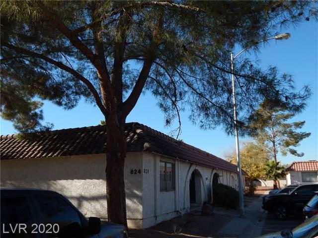 824 Mantis Way #3, Las Vegas, NV 89110 (MLS #2256172) :: The Mark Wiley Group | Keller Williams Realty SW