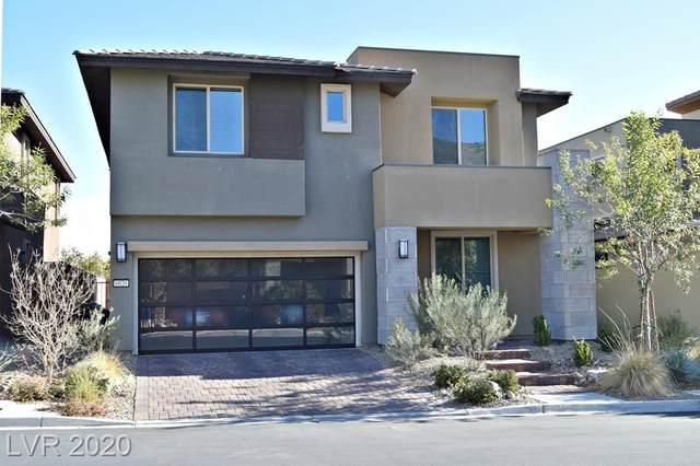 6020 Andezano Drive, Las Vegas, NV 89135 (MLS #2256297) :: The Lindstrom Group