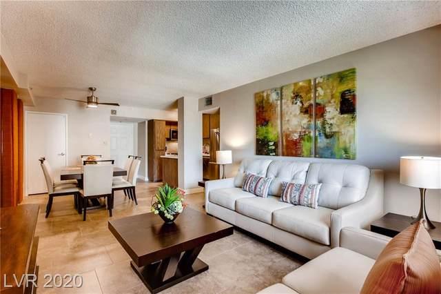 3700 Las Vegas Boulevard #878, Las Vegas, NV 89109 (MLS #2256306) :: ERA Brokers Consolidated / Sherman Group