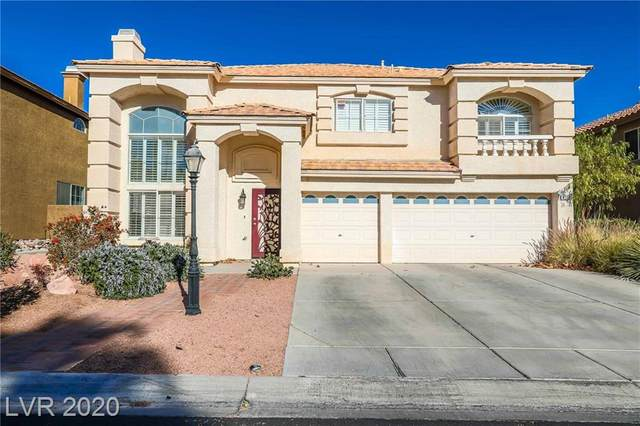 8220 Antler Pines Court, Las Vegas, NV 89149 (MLS #2256307) :: The Perna Group
