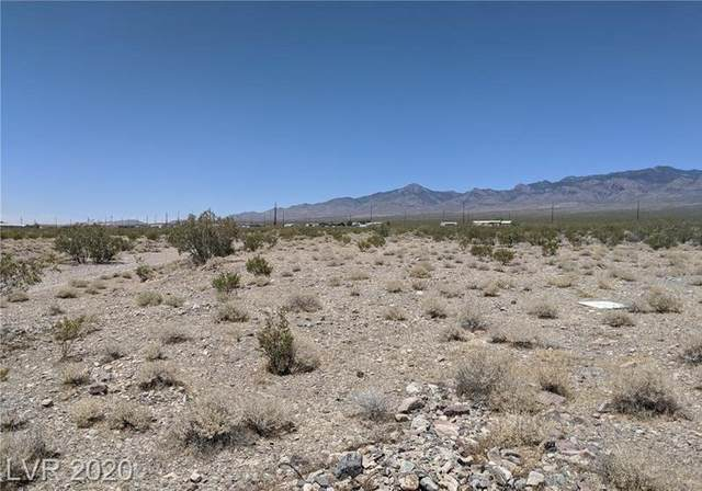 6041 Refugio Avenue, Pahrump, NV 89060 (MLS #2256366) :: The Perna Group