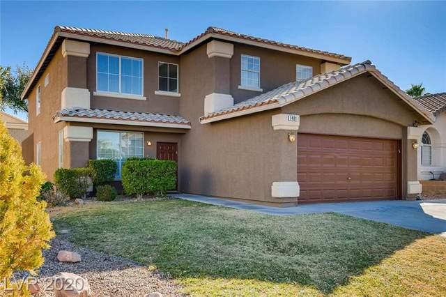 1481 Rancho Ridge Drive, Henderson, NV 89012 (MLS #2256379) :: Kypreos Team