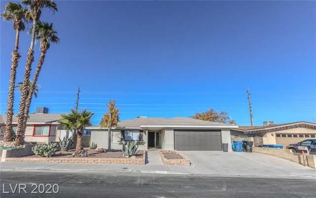 7604 Genzer Drive, Las Vegas, NV 89145 (MLS #2256387) :: The Perna Group