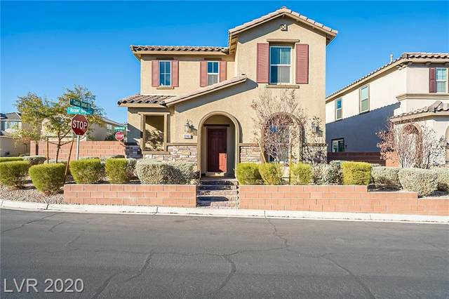 10961 Hooper Bay Street, Las Vegas, NV 89179 (MLS #2256396) :: The Lindstrom Group