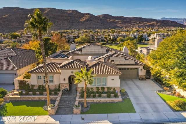 2393 Calico Creek Court, Las Vegas, NV 89135 (MLS #2256401) :: Team Michele Dugan
