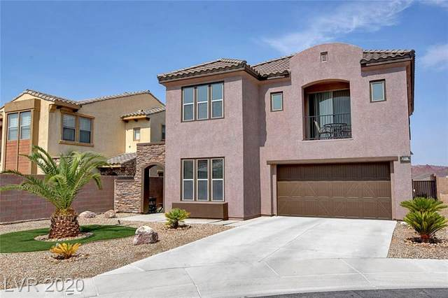 1136 Via Canale Drive, Henderson, NV 89011 (MLS #2256419) :: The Lindstrom Group