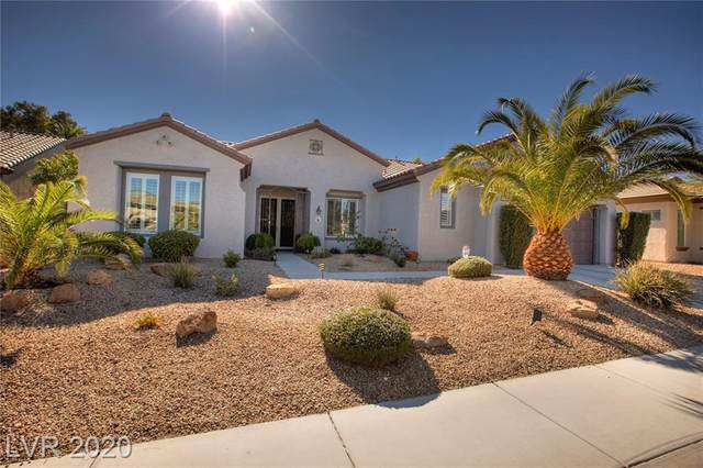 2369 Fayetteville Avenue, Henderson, NV 89052 (MLS #2256434) :: ERA Brokers Consolidated / Sherman Group