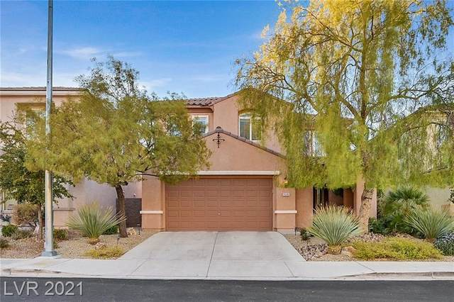 2535 Findlater Street, Henderson, NV 89044 (MLS #2256435) :: Signature Real Estate Group