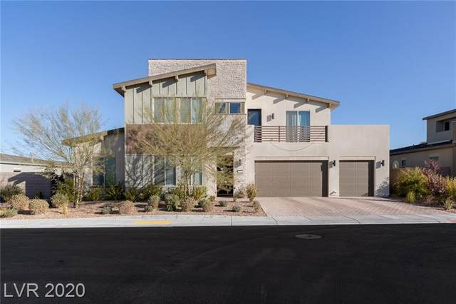 2110 Monte Bianco Place, Henderson, NV 89044 (MLS #2256527) :: Lindstrom Radcliffe Group