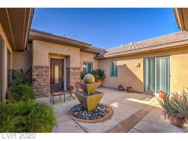 49 Brandermill Drive, Henderson, NV 89052 (MLS #2256528) :: Signature Real Estate Group