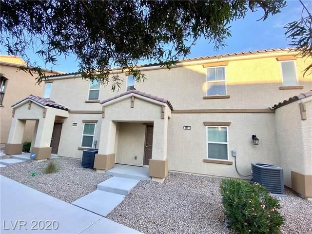4591 Pencester Street, Las Vegas, NV 89115 (MLS #2256541) :: Hebert Group | Realty One Group