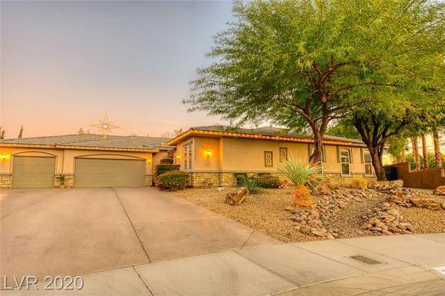 7700 Calm Waters Street, Las Vegas, NV 89131 (MLS #2256544) :: Signature Real Estate Group
