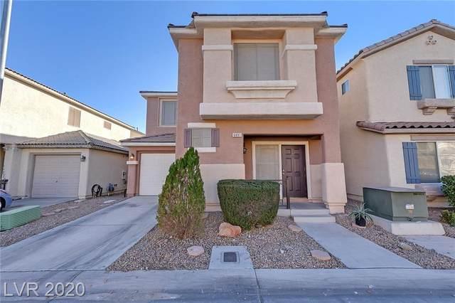 6891 Silver Eagle Avenue, Las Vegas, NV 89122 (MLS #2256590) :: Jeffrey Sabel