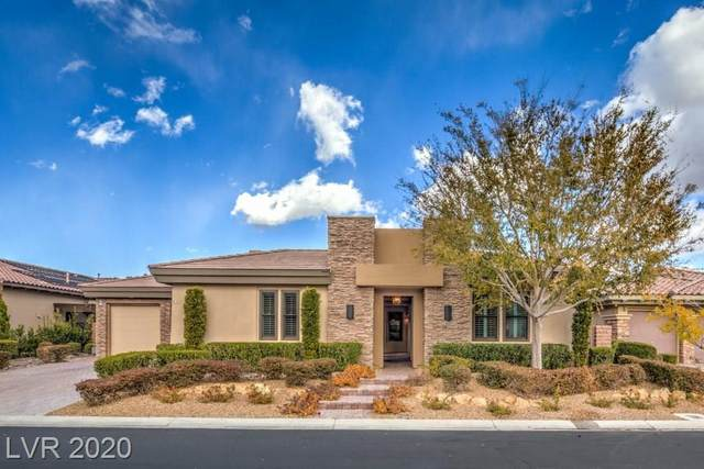 8 Cross Ridge Street, Las Vegas, NV 89135 (MLS #2256607) :: Vestuto Realty Group