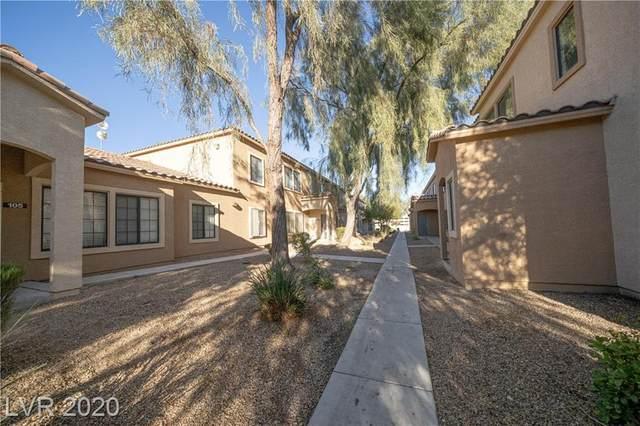 2111 Hussium Hills Street #102, Las Vegas, NV 89108 (MLS #2256642) :: Team Michele Dugan