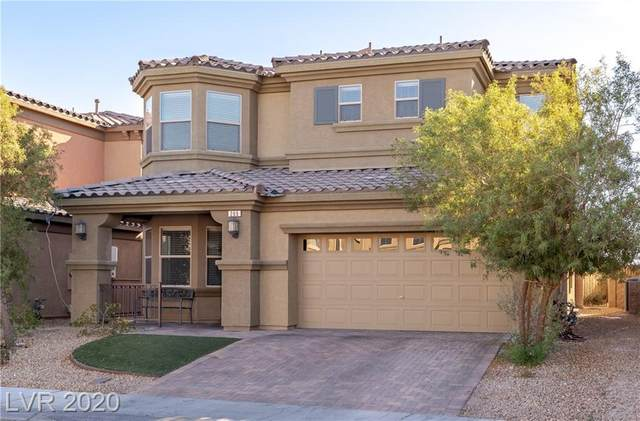 205 Delighted Avenue, North Las Vegas, NV 89031 (MLS #2256667) :: Kypreos Team