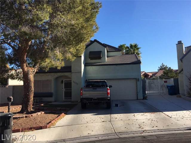 2200 Ladue Drive, Las Vegas, NV 89128 (MLS #2256691) :: The Shear Team