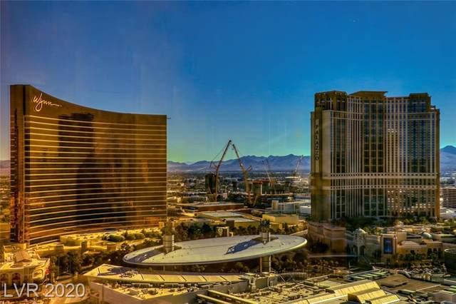 2000 Fashion Show Drive #3803, Las Vegas, NV 89109 (MLS #2256705) :: Signature Real Estate Group