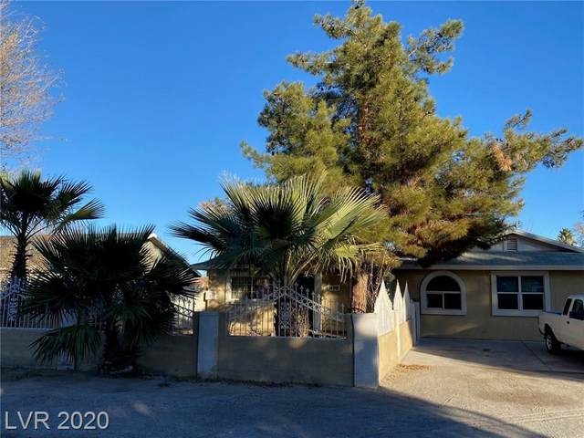 1870 Stevens Street, Las Vegas, NV 89115 (MLS #2256737) :: Signature Real Estate Group