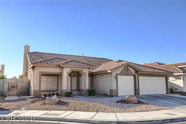 5305 Sly Fox Court, Las Vegas, NV 89130 (MLS #2256803) :: Team Michele Dugan