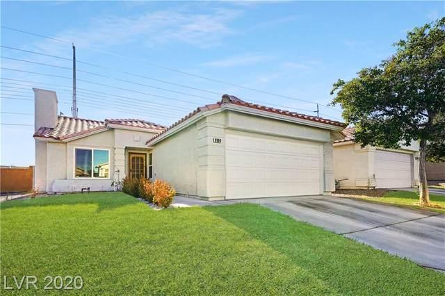 8909 Dolente Avenue, Las Vegas, NV 89129 (MLS #2256923) :: The Perna Group