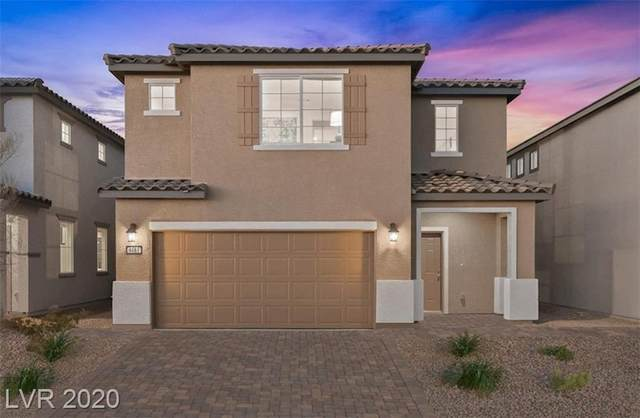 6046 Beavertail Hill Avenue Lot 123, Las Vegas, NV 89130 (MLS #2256956) :: Kypreos Team