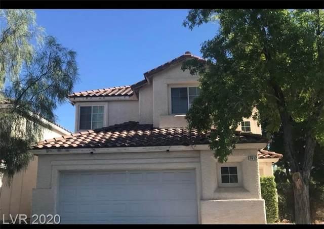 7612 Delhi Avenue, Las Vegas, NV 89129 (MLS #2256984) :: Jeffrey Sabel