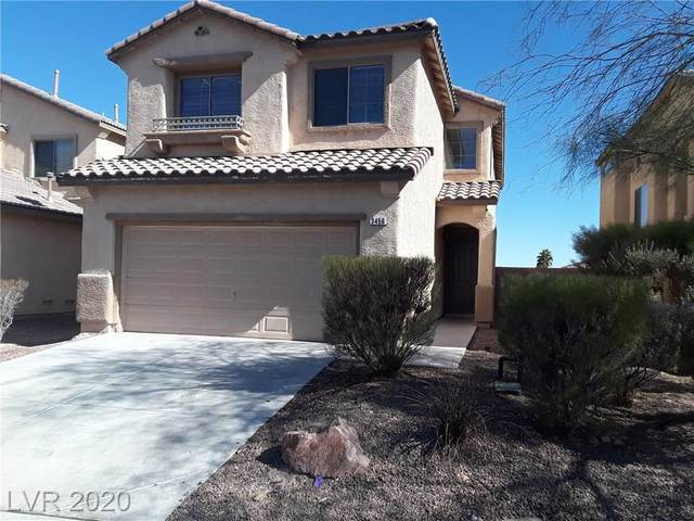 3456 Lonesome Drum Street, North Las Vegas, NV 89032 (MLS #2257025) :: The Lindstrom Group