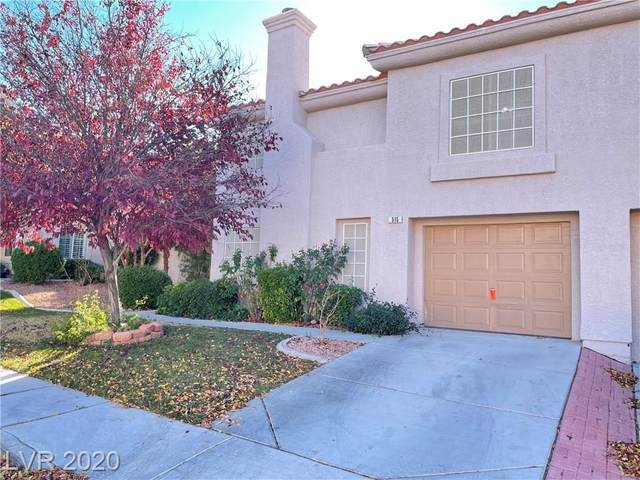 515 Crumpler Place, Henderson, NV 89052 (MLS #2257038) :: Billy OKeefe | Berkshire Hathaway HomeServices