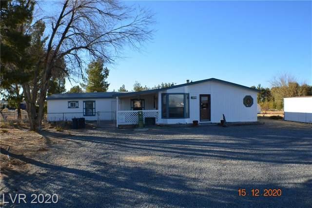 2821 Wilson Road, Pahrump, NV 89048 (MLS #2257074) :: The Shear Team