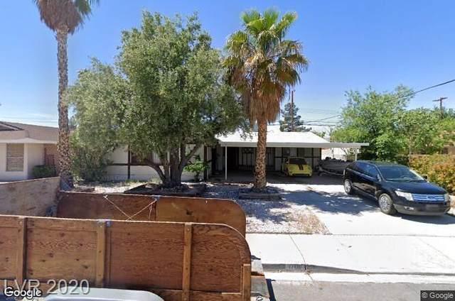 1708 Ivanhoe Way, Las Vegas, NV 89102 (MLS #2257102) :: The Lindstrom Group