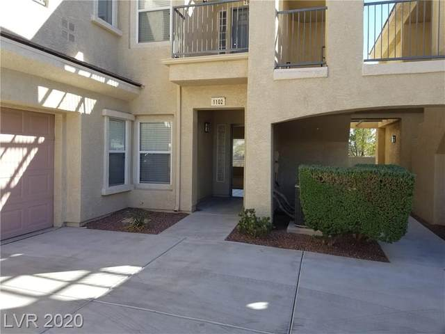 10809 Garden Mist Drive #1102, Las Vegas, NV 89135 (MLS #2257111) :: Vestuto Realty Group