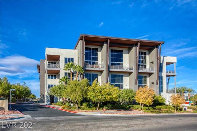 11441 Allerton Park Drive #219, Las Vegas, NV 89135 (MLS #2257118) :: Vestuto Realty Group