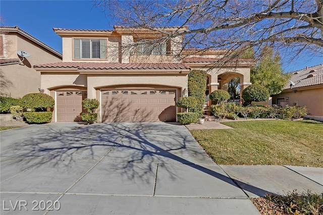 2228 Scarlet Rose Drive, Las Vegas, NV 89134 (MLS #2257134) :: The Shear Team