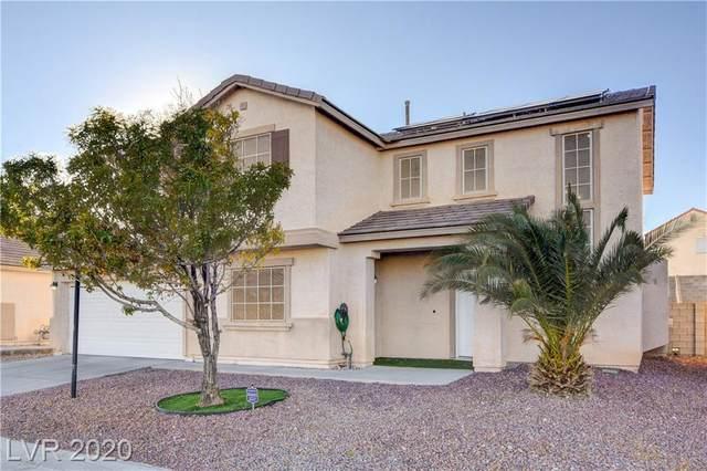 3411 Spinet Drive, North Las Vegas, NV 89032 (MLS #2257142) :: Billy OKeefe | Berkshire Hathaway HomeServices
