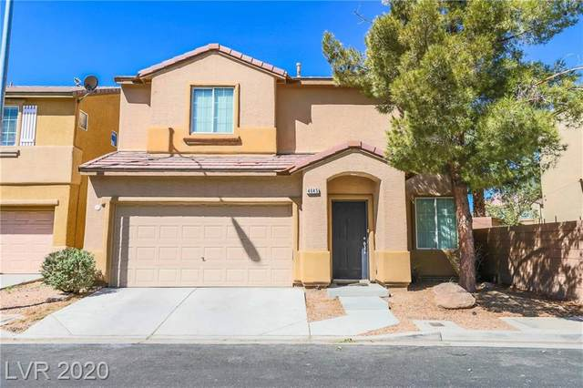 4045 Oliver Sagebrush Drive, Las Vegas, NV 89122 (MLS #2257156) :: The Mark Wiley Group | Keller Williams Realty SW