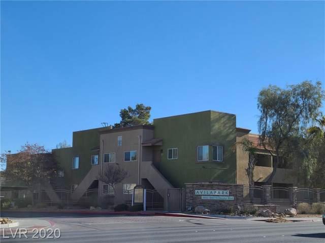 1858 Decatur Boulevard #101, Las Vegas, NV 89108 (MLS #2257208) :: Team Michele Dugan