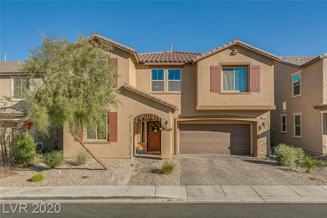 11450 Castor Street, Las Vegas, NV 89183 (MLS #2257245) :: The Lindstrom Group