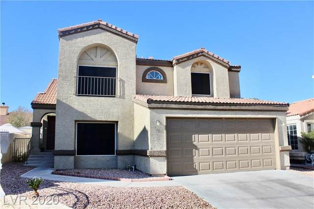 1605 Palmales Court, Las Vegas, NV 89128 (MLS #2257333) :: The Perna Group