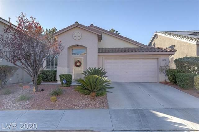 9733 Northern Dancer Drive, Las Vegas, NV 89117 (MLS #2257364) :: The Perna Group