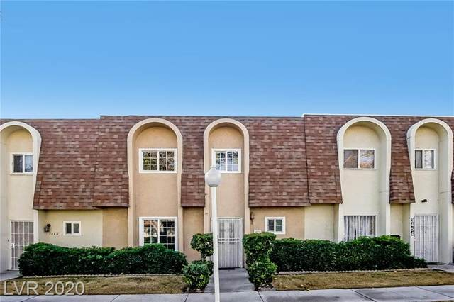 3458 Monte Carlo Drive, Las Vegas, NV 89121 (MLS #2257402) :: Vestuto Realty Group