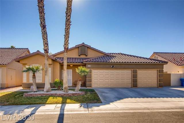 5609 Scenic Pointe Avenue, Las Vegas, NV 89130 (MLS #2257408) :: Team Michele Dugan