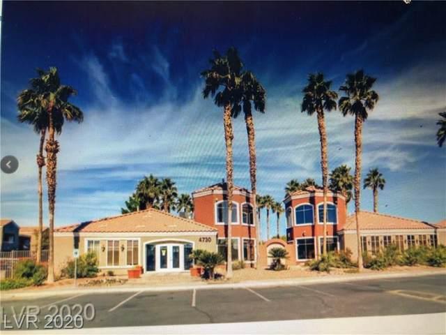 4730 Craig Road #2145, Las Vegas, NV 89115 (MLS #2257411) :: Vestuto Realty Group